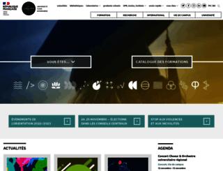foad.unicaen.fr screenshot