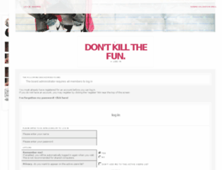 foaf.jcink.net screenshot