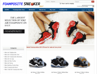foamposite-sneaker-ebuy.com screenshot