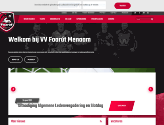 foarut.nl screenshot