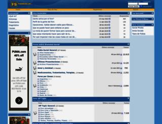 fobiasocial.net screenshot