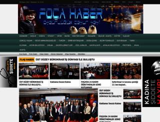 focahaber.com screenshot