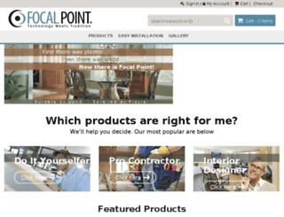 focalpointproducts.co screenshot
