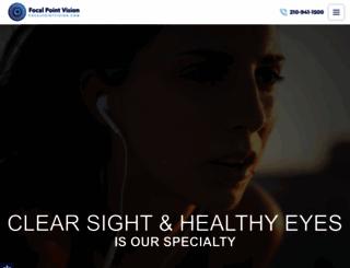 focalpointvision.com screenshot