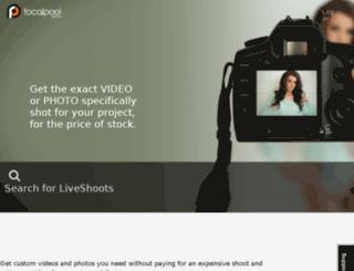 focalpool.com screenshot