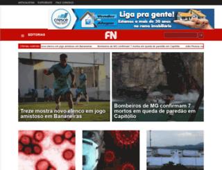 focandoanoticia.com.br screenshot
