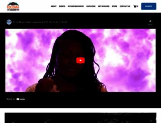 focoma.org screenshot