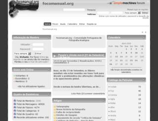 focomanual.org screenshot