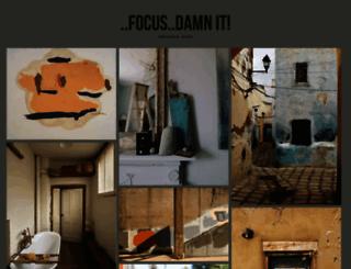 focus-damnit.tumblr.com screenshot