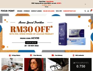 focus-point.com screenshot