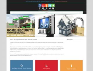 focus-security.com screenshot