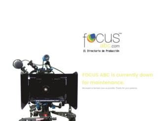 focusabc.com screenshot