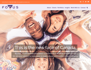focuscomms.com screenshot