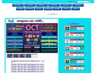 fodi.com.my screenshot