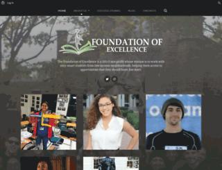 fofe.org screenshot