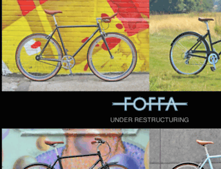 foffabikes.com screenshot