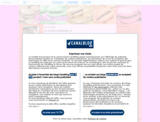 fofilcuisine.canalblog.com screenshot