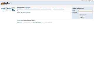 fogbugz.starkart.com screenshot