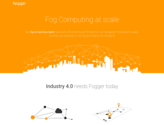fogger.io screenshot