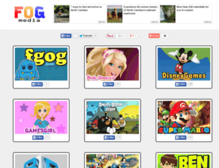 fogmedia.net screenshot