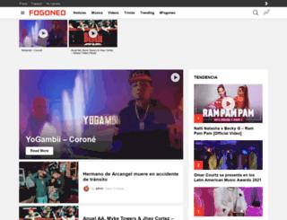 fogoneo.com screenshot