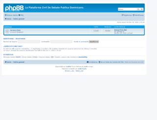 fogueo.net screenshot