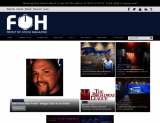 fohonline.com screenshot