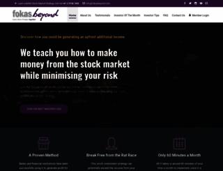 fokasbeyond.com screenshot