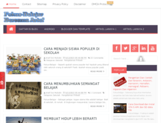 fokus-belajar.blogspot.com screenshot