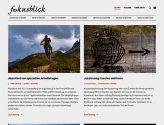 fokusblick.ch screenshot