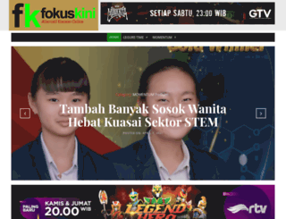 fokuskini.com screenshot