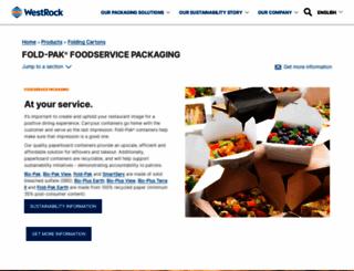 fold-pak.com screenshot