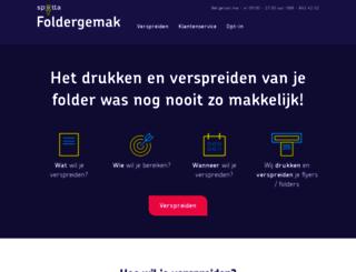 foldergemak.com screenshot