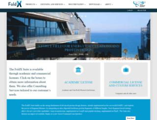 foldx.crg.es screenshot