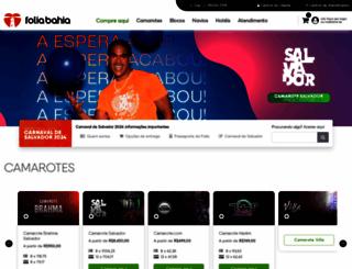 foliabahia.com.br screenshot