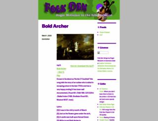 folkden.com screenshot