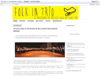 folkintrio.blogspot.com screenshot