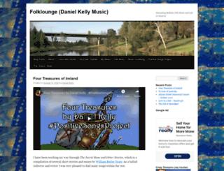 folklounge.org screenshot