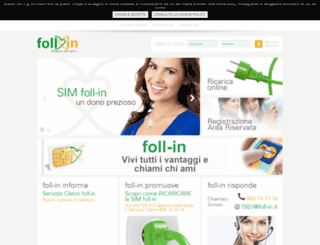 foll-in.it screenshot