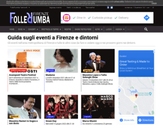 follerumbafirenze.it screenshot