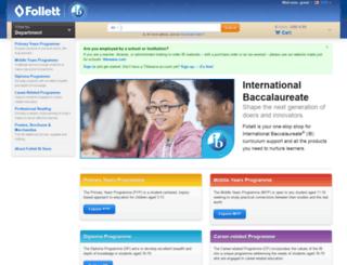 follettibstore.com screenshot
