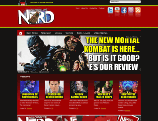 followingthenerd.com screenshot