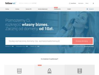 follownet.pl screenshot