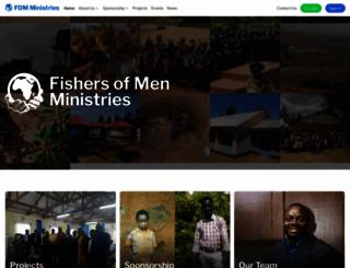 fomministry.com screenshot