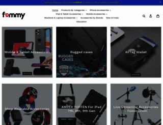fommy.com screenshot