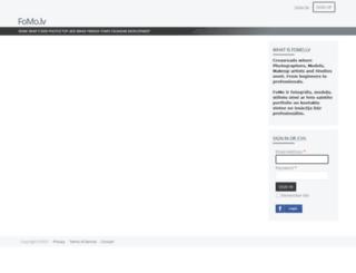 fomo.lv screenshot
