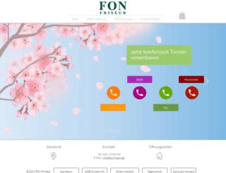 fon-friseur.de screenshot