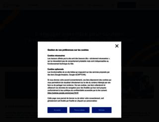 fondation.edf.com screenshot