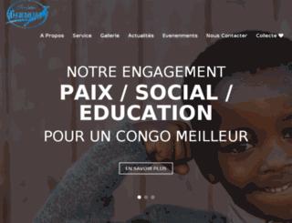 fondationbamanisa.org screenshot