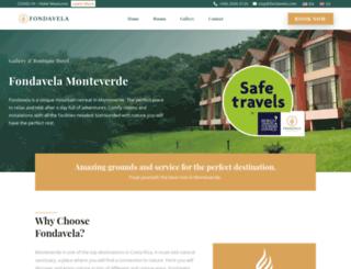 fondavela.com screenshot